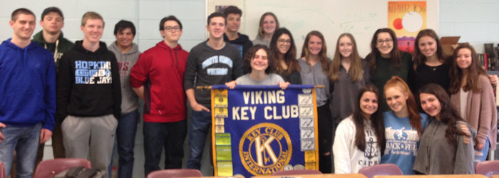 The North Shore Key Club annually visits all 8th grade classes at the North  Shore Middle School to give a presentation on drugs and alcohol and how to  say ...